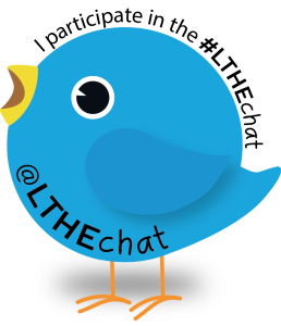 Badge #LTHEchat