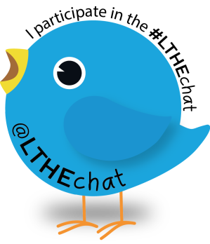 An image of a bird symbolising a weekly chat on Twitter about HE.