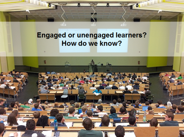 Engaging learners