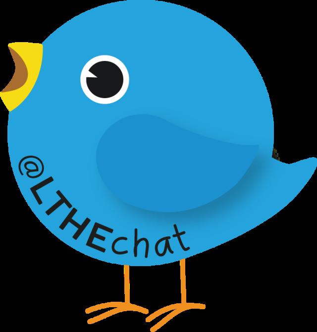 bird #LTHEchat_blue