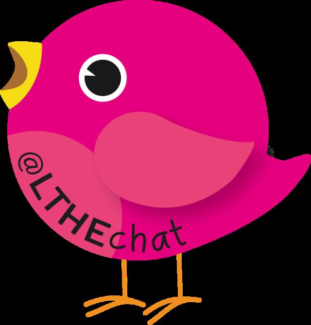 bird #LTHEchat_pink