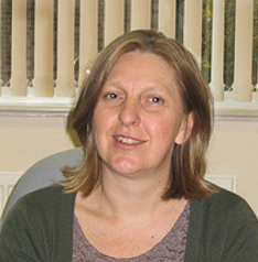Photo of Dr Jackie Potter