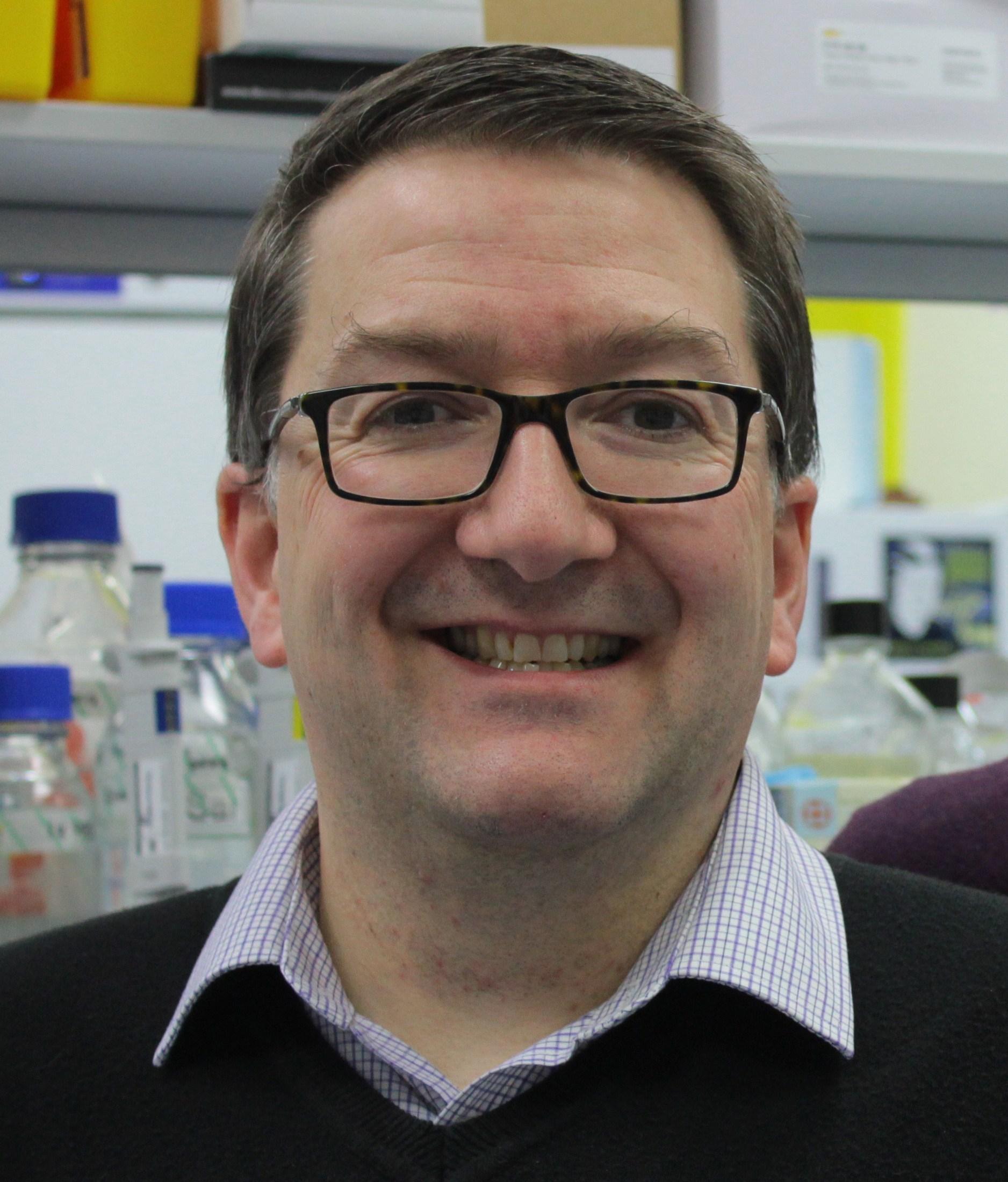 Image of Dr Chris Willmott